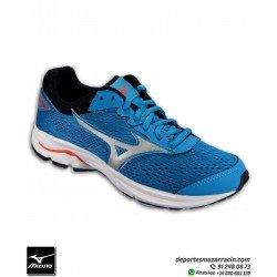 Mizuno WAVE RIDER 22 Chico Deportiva Running color azul talla Junior K1GC183303