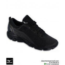 Zapatilla Running Mizuno ERZUN color negro J1GE193803 para hombre