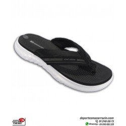 Chancla John Smith PROST color Negro sandalia de dedo extracomoda hombre