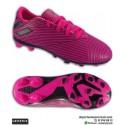 Adidas NEMEZIZ 19.4 Rosa Bota Fútbol FxG