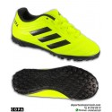 Adidas COPA 19.4 Niño Amarilla Bota Fútbol Turf