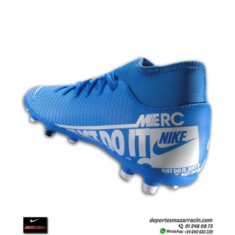 Botas Nike Mercurial JR Vapor Club FGMG AT8161 414|Gransport Fútbol