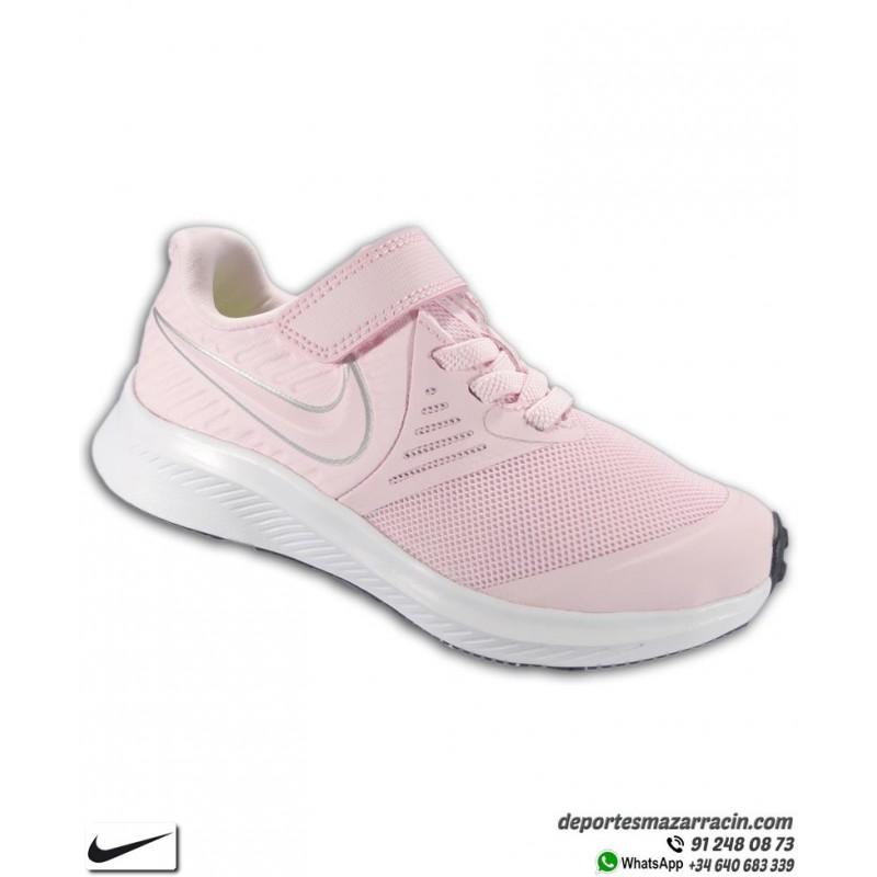 zapatillas nike belcro niña