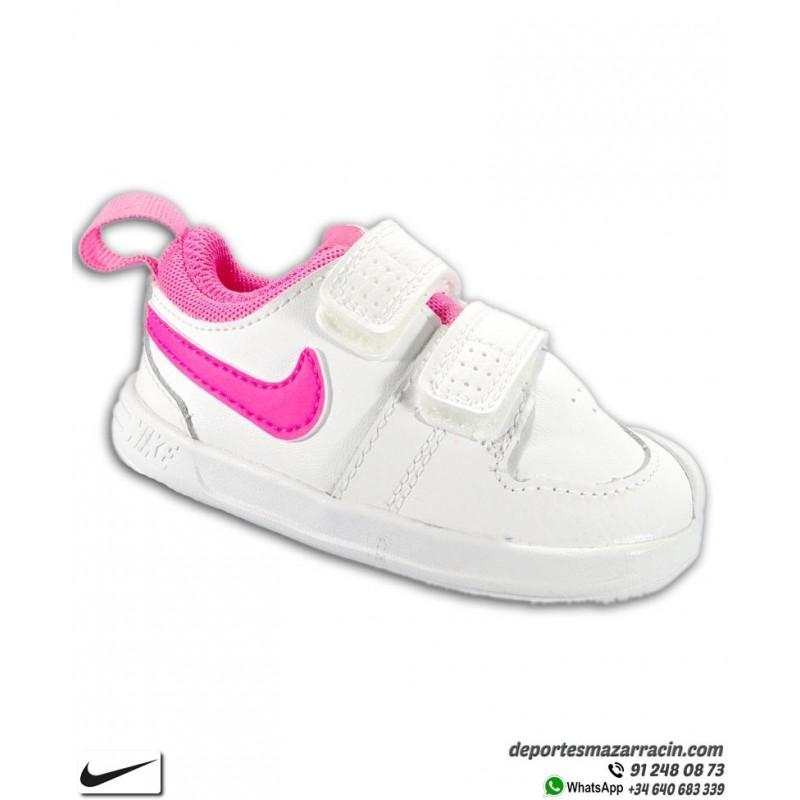 zapatillas nike niña blanco