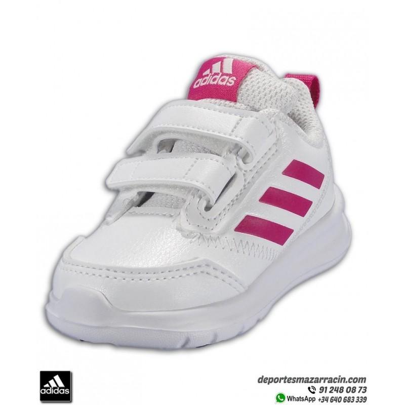 zapatillas adidas con velcro niña