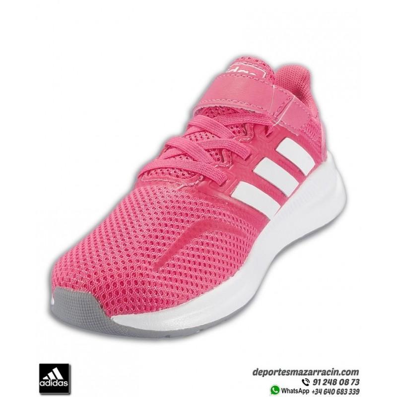 zapatillas niña adidas rosa