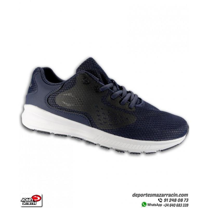 Zapatilla Deportiva para hombre John Smith REFER Azul marino