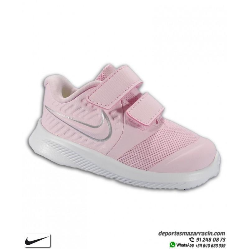 nike niña zapatillas velcro