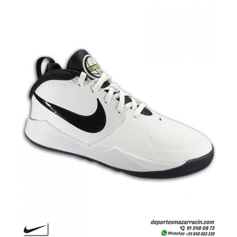 Zapatilla Baloncesto Nike Team Hustle Junior   Privee Sport
