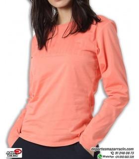 Camiseta Manga larga Señora JOHN SMITH CRUCIS Rosa Coral