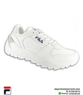 Zapatilla FILA ORBIT CMR JOGGER Leather LOW Blanca