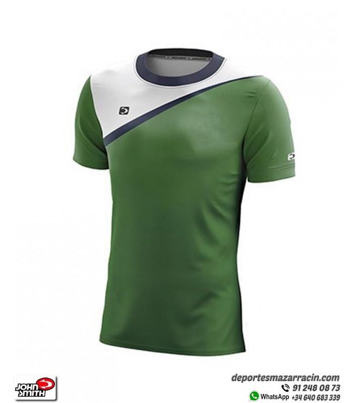 completo en especificaciones comprar elegir despacho Camiseta Futbol JOHN SMITH ACIS color Verde