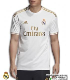 REAL MADRID 2019-2020 Camiseta Blanca Oficial ADIDAS 1ªEquipacion DW4433 futbol