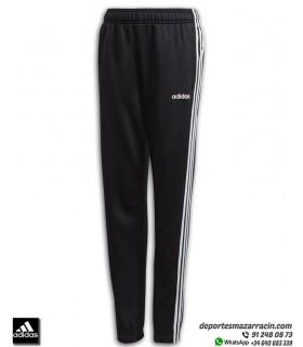 Pantalón Chandal ADIDAS YB TR 3S PNT Junior corte Ajustado color Negro-blanco EI7937