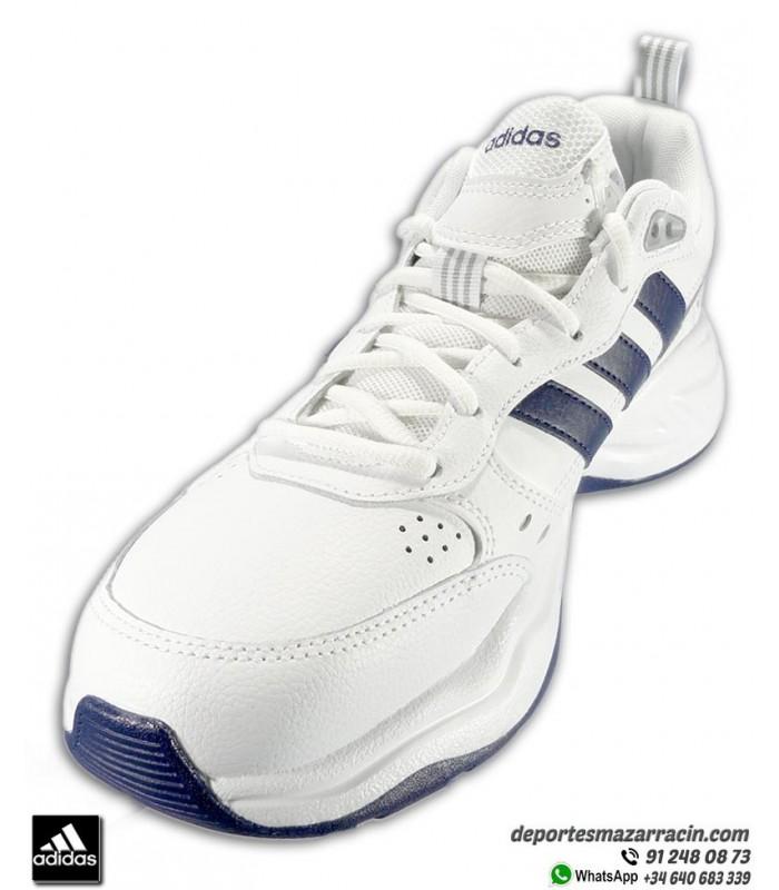 Zapatilla Tenis ADIDAS STRUTTER Blanca Azul hombre
