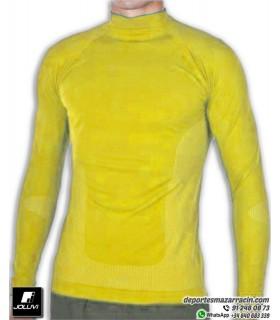 Camiseta Amarilla Termica JOLUVI PERFORMANCE TEE 232955-07