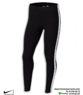 Malla Pantalón Chica NIKE AIR FAVORITE TIGHT Negro-blanco CJ7416-010