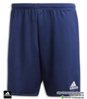 Pantalon Corto Adidas PARMA 16 SHO Azul Marino Futbol AJ5883