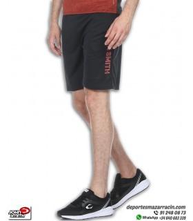 Pantalon Corto Hombre John Smith TESIFON Negro