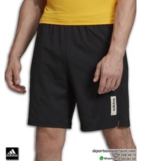 Pantalon Corto ADIDAS M BB SHORT color negro para hombre EI5610