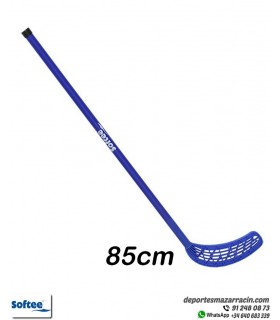 Stick Hockey Floorbal 85cm PVC azul