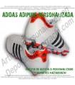PERSONALIZAR botas de futbol ADIDAS ADIPURE (Imagenes de muestra)