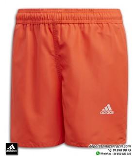 Bañador Bermuda adidas BOS SHORTS Junior Naranja FL8712