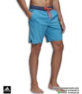 Bañador Bermuda adidas TECH Azul Royal