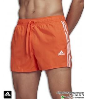 Bañador Short adidas 3S Classic Naranja