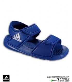 Sandalia ADIDAS ALTASWIM Azul