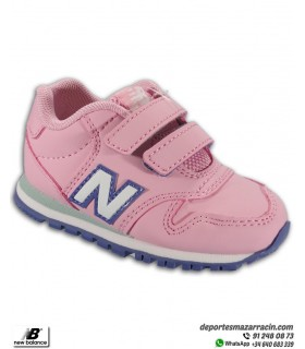 Zapatilla Niña NEW BALANCE 500 Infantil Rosa