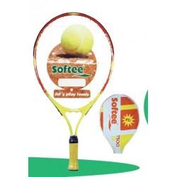 "Raqueta softee T500 junior 19"""
