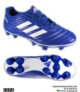 Adidas COPA 20.4 Azul Bota Fútbol FxG