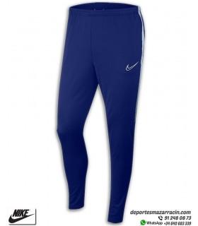 Pantalón Chándal Ajustado NIKE Academy Pants Azul-Celeste