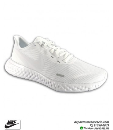 Zapatilla Deporte Nike REVOLUTION 5 Blanca