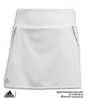 Falda adidas CLUB SKIRT Blanco Tenis-Padel