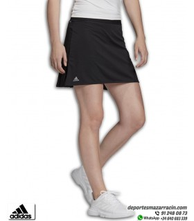 Falda adidas CLUB LONG SKIRT Negro Tenis Padel