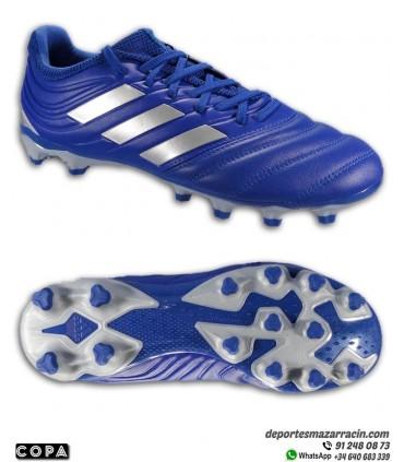 adidas COPA 20.3 Azul Bota Fútbol MG