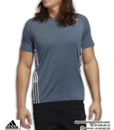 Camiseta ADIDAS FREELIFT 3 stripes Gris