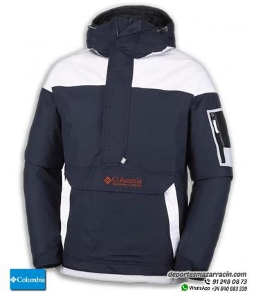 Abrigo COLUMBIA CHALLENGER Pullover Azul Marino