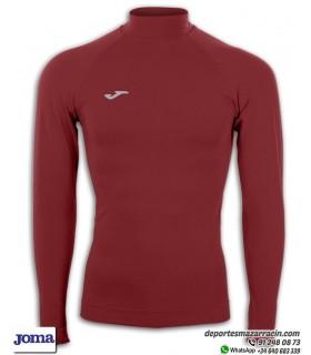Camiseta Térmica Rojo Burdeos JOMA BRAMA CLASSIC