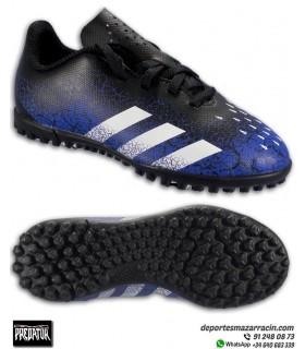 adidas PREDATOR FREAK .4 Junior Turf Azul