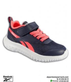 REEBOK RUSH RUNNER 3 Zapatilla Niños Velcro