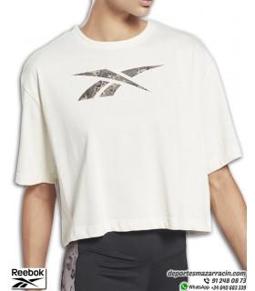 Camiseta Corta REEBOK Graphic Crop Tee
