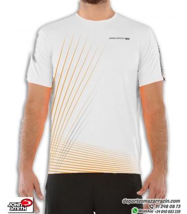Camiseta Transpirable John Smith BALUK Blanco
