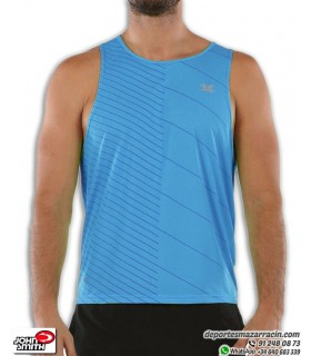 Camiseta Tirantes Transpirable John Smith ARQUIA Azul