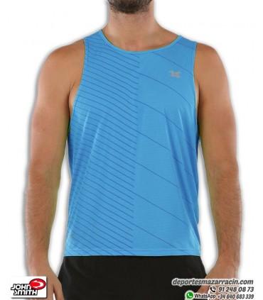 Camiseta Tirantes Transpirable John Smith ARQUIA Azul