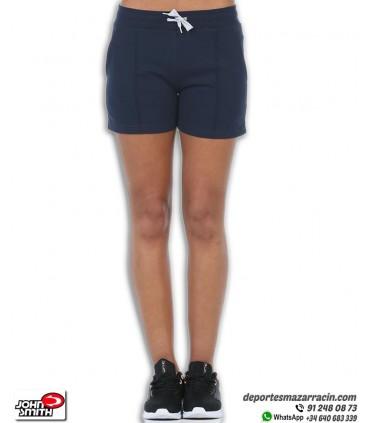 Pantalón Corto Mujer John Smith KEN Azul Marino