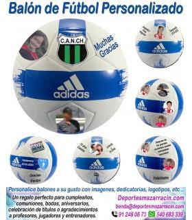 Balón Futbol con imágenes y textos adidas EPP