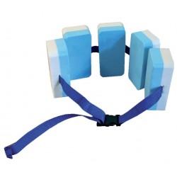 cinturon de aprendizaje PLASTAZOTE JR 5 ELEMENTOS softee natación piscina